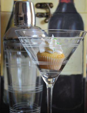 Margarita Cupcakes Close up2