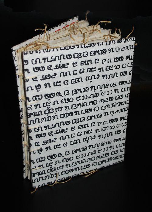 Handmade book-1