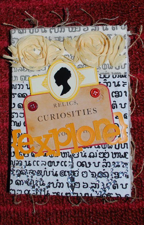 Explore Play Book
