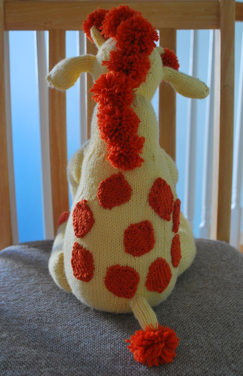 Gerald the Giraffe-2