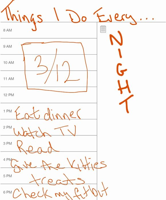 More of my lists | 30 Days of Lists