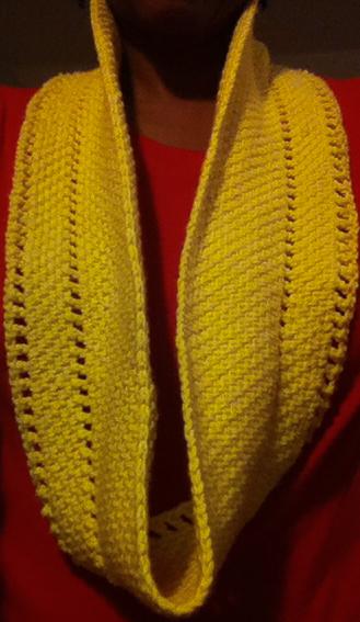 Crochet Cowl-2