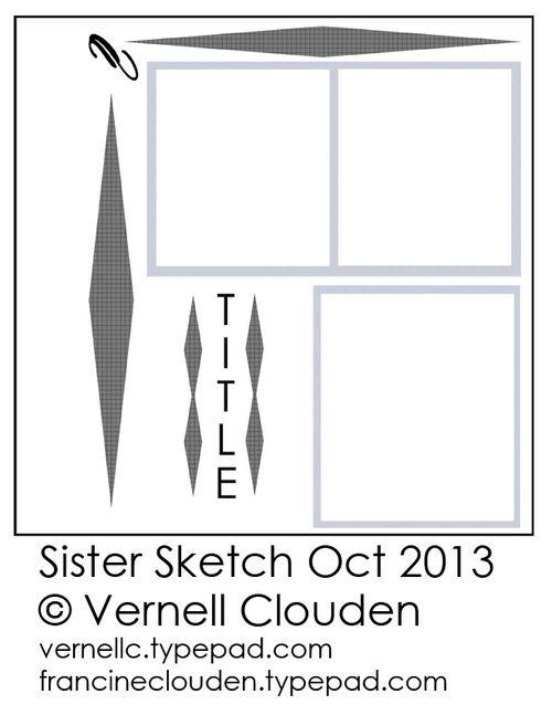 Sister Sketch October 2013