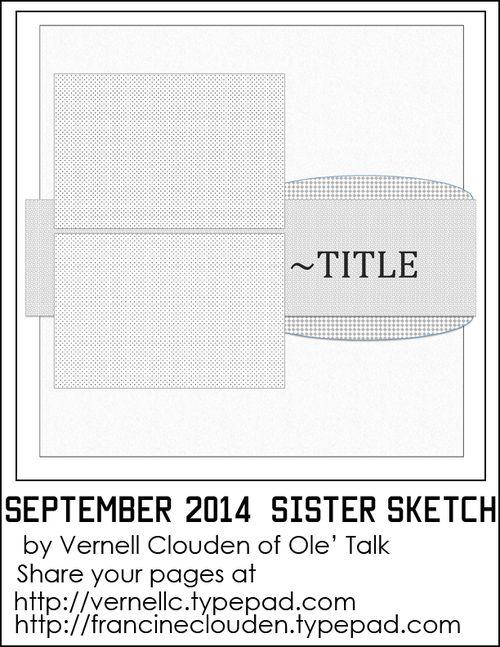 Sept '14 Sister Sketch