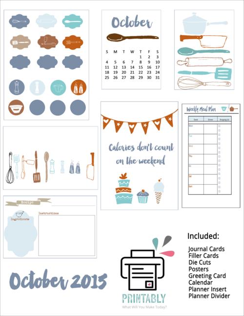 October-Good-Eats-Printables-Kit